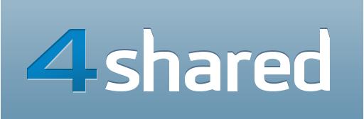 Resultado de imagem para 4shared logo